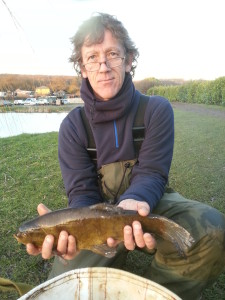Mark Parris, Lake John Fishery, peg 33, 41-0-0