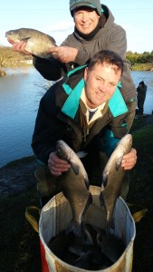 Colin Fuller, Lake John Fishery, peg 29, 34-4-0