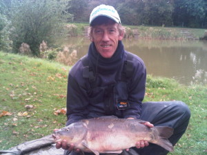 Mark Parris, Lake John Fishery, peg 32, 31-8-0